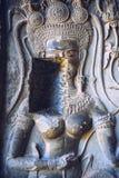 Temple d'Angkor Wat, Siem Reap, Cambodge Photographie stock