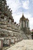 Temple d'arun de Wat de l'aube Bangkok Thaïlande Photographie stock libre de droits