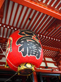 Temple d'Asakusa Photographie stock libre de droits