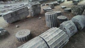 Temple d'Asklepieion Photos libres de droits
