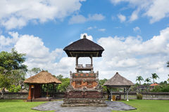 Temple d'ayun de Taman Image libre de droits