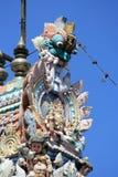 Temple d'hindouisme à Penang Images libres de droits