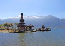 Temple d'Ulun Danu - Bedugul - Bali 007 Images stock
