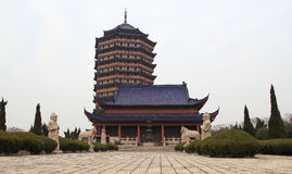 Temple Dagoba Royalty Free Stock Photo
