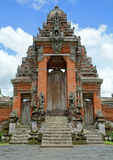 Temple dans Bali Photos stock