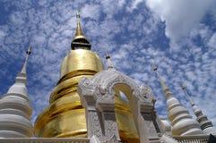 Temple dans Chiang Mai Photo stock