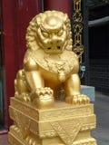 Temple dans la ville de Guiyang, Chine photographie stock libre de droits