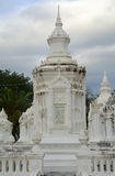 Temple dans le chiangmai Image stock