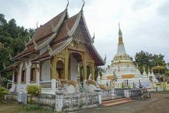 Temple dans le chiangmai Photo stock