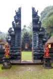 Temple dans le nord de Bali photographie stock