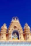 Temple dans le palais de Mysore Image libre de droits