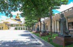 Temple dans Taiwan Images libres de droits