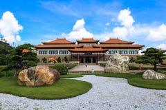 Temple dans Taiwan Photographie stock