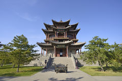 Temple Datong royalty free stock images