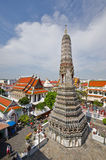 Temple of the Dawn in Bangkok Royalty Free Stock Images