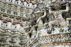 Temple of the dawn bangkok thailand Royalty Free Stock Photos