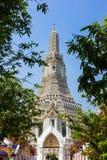 Temple of dawn entrance in Bangkok, Thailand. Temple of dawn entrance in Bangkok Thailand Stock Photography