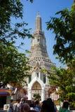 Temple of dawn entrance in Bangkok, Thailand. Temple of dawn entrance in Bangkok Thailand Royalty Free Stock Photo