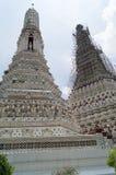 Temple of Dawn sob a reparação Fotos de Stock