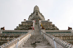 Temple of Dawn - Thailand. Temple of Dawn in Bangkok, Thailand Stock Photography