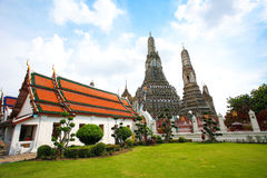 Temple of the Dawn Wat Arun Royalty Free Stock Images