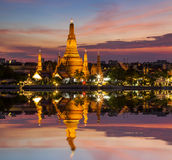 Temple of Dawn, Wat Arun, Bangkok, Thailand Royalty Free Stock Photo