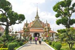 The Temple of Dawn Wat Arun Stock Image