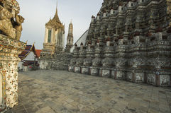 Temple of Dawn (Wat Arun) Royalty Free Stock Photo