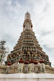 The Temple of Dawn ,Wat Arun Thailand Royalty Free Stock Image