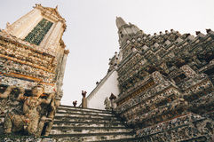 Temple of Dawn (Wat Arun) Stock Photo