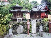 Temple de 寺 de ‰ de  d'è de æµ de Sensoji…, Tokyo, Japon Photographie stock libre de droits