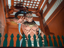 Temple de 寺 de ‰ de  d'è de æµ de Sensoji…, Tokyo, Japon Hozomon Photos libres de droits