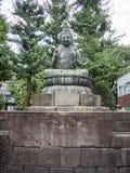 Temple de 寺 de ‰ de  d'è de æµ de Sensoji…, Tokyo, Japon, statue de Bouddha Photographie stock libre de droits