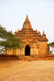 Temple de Bagan Images stock