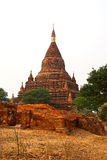 Temple de Bagan Photo libre de droits