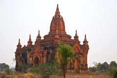 Temple de Bagan Image stock