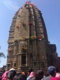 Temple de Baijnath dans HP photographie stock