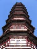 Temple de Baiyuan Images libres de droits