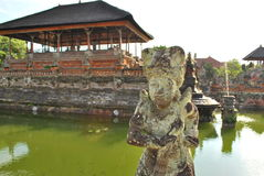 Temple de Balinese Images libres de droits