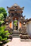 Temple de Balinese Image libre de droits
