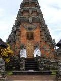 Temple de Balinese photo stock