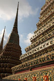 Temple de Bangkok images stock