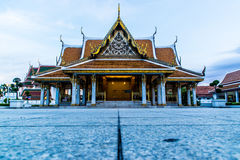 Temple de Bangkok Images stock