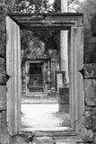 Temple de Banteay Srei Images libres de droits