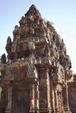 Temple de Banteay Srei Images stock
