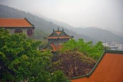 Temple de Baolin dans le district Chine de Shunde Foshan Photos libres de droits