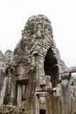 Temple de Bayon Images stock