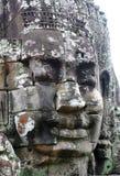 Temple de Bayon, Angkor, Siem Riep, Cambodge. Photo stock