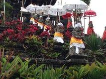 Temple de Besakiah dans Bali Photos libres de droits