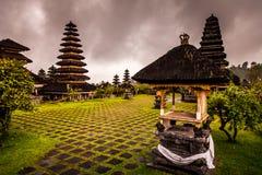 Temple de Besakih Images libres de droits